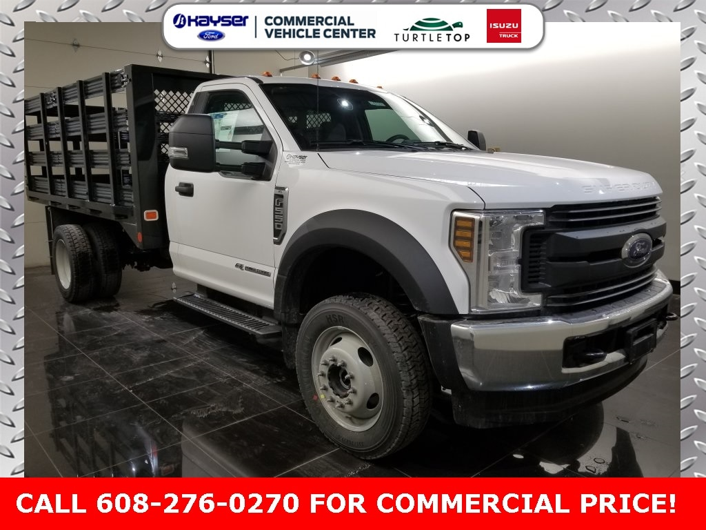2018 Ford F-550 Chassis XL Truck Regular Cab