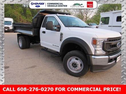 2021 Ford F-600 Chassis XL Truck Regular Cab