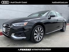 2022 Audi A4 Premium Sedan