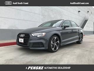 New 2020 Audi A3 2.0T S line Premium Sedan for Sale in Santa Ana, CA