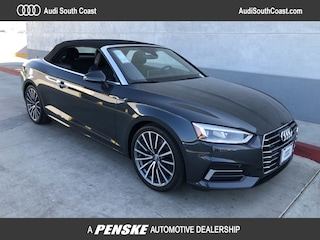New 2019 Audi A5 2.0T Premium Plus Cabriolet for Sale in Santa Ana, CA