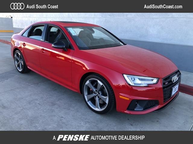 New 2019 Audi S4 3.0T Premium Plus Sedan for Sale in Santa Ana, CA