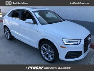 New 2018 Audi Q3 2.0T Premium Plus SUV Santa Ana CA