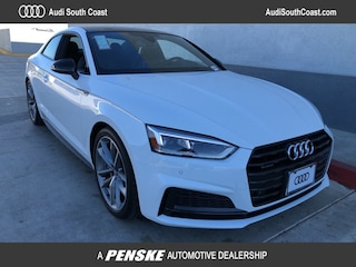 New 2019 Audi A5 2.0T Premium Plus Coupe for Sale in Santa Ana, CA