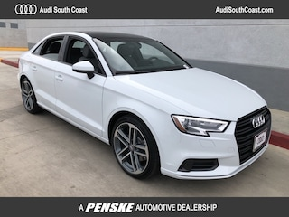 New 2019 Audi A3 2.0T Premium Sedan for Sale in Santa Ana, CA