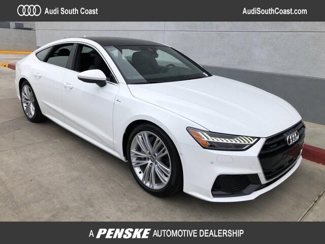 New 2019 Audi A7 3.0T Premium Plus Hatchback for Sale in Santa Ana, CA
