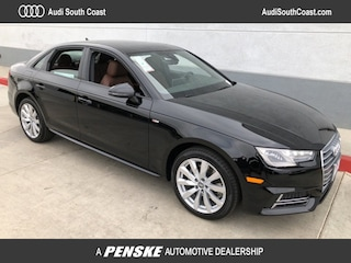 New 2018 Audi A4 2.0T Tech ultra Premium Sedan 27709 Santa Ana CA
