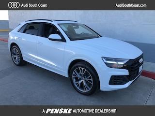 New 2020 Audi Q8 55 Premium SUV for Sale in Santa Ana, CA