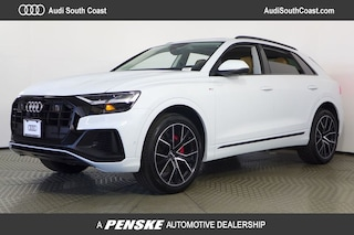 New 2020 Audi Q8 55 Premium Plus SUV for Sale in Santa Ana, CA