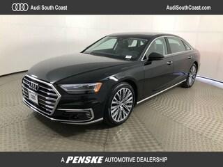 New 2020 Audi A8 e Hybrid L 60 Sedan for Sale in Santa Ana, CA
