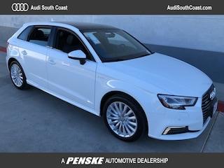 New 2018 Audi A3 e-tron 1.4T Premium Plus Sportback Santa Ana CA