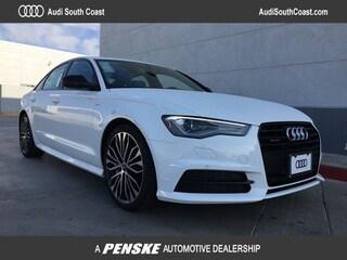 New 2018 Audi A6 2.0T Sport Sedan for Sale in Santa Ana, CA