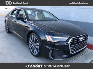 New 2019 Audi A6 3.0T Premium Plus Sedan for Sale in Santa Ana, CA