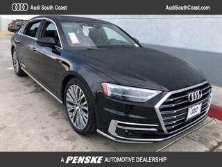 New 2019 Audi A8 L 3.0T Sedan Santa Ana CA