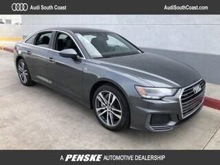 New 2019 Audi A6 3.0T Premium Sedan for Sale in Santa Ana, CA