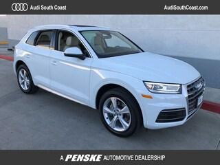 New 2020 Audi Q5 45 Premium SUV for Sale in Santa Ana, CA
