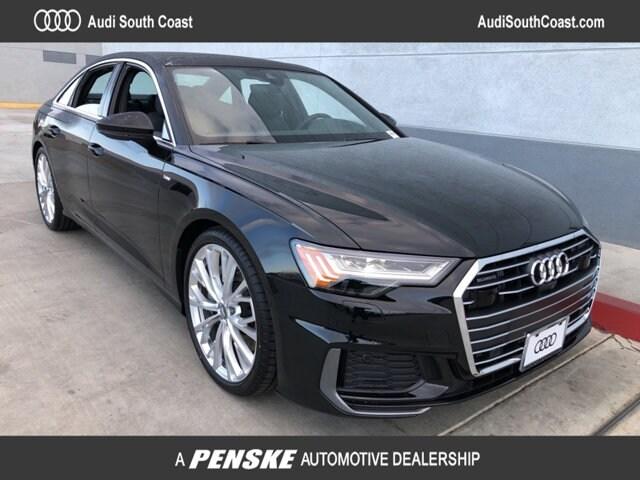 New 2019 Audi A6 3.0T Prestige Sedan for Sale in Santa Ana, CA