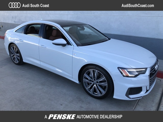 New Audi A6 in Santa Ana, CA | Audi South Coast Inventory, Photos