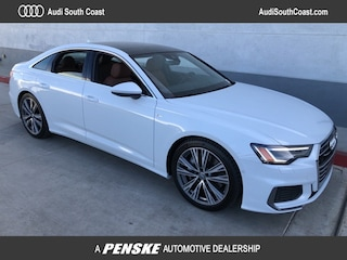 New 2019 Audi A6 3.0T Premium Plus Sedan for Sale in Santa Ana, CA