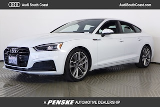 Used 2019 Audi A5 2.0T Premium Plus Sportback in Santa Ana, CA