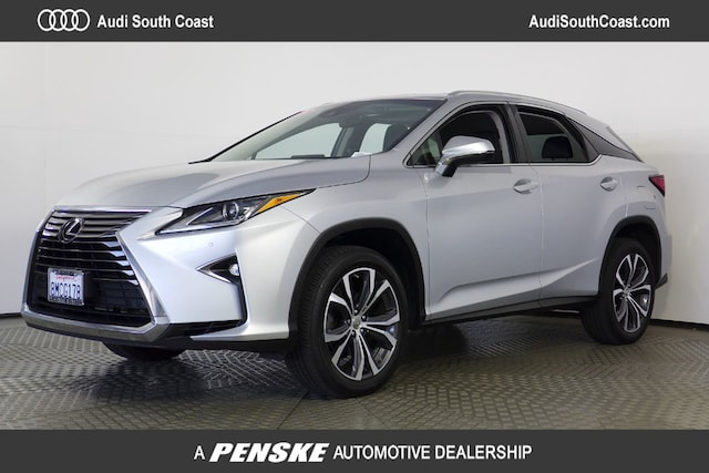 Used 2016 LEXUS RX 350 Base SUV in Santa Ana, CA