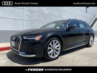 2021 Audi A6 Allroad Prestige Wagon