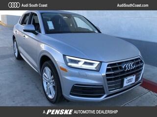 New 2018 Audi Q5 2.0T Tech Premium SUV for Sale in Santa Ana, CA