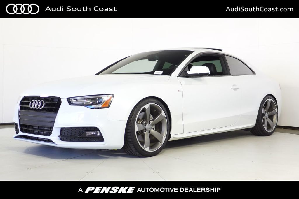 2015 Audi A5 Coupe