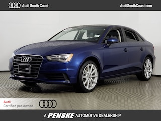 Used 2016 Audi A3 2.0T Premium Sedan in Santa Ana, CA