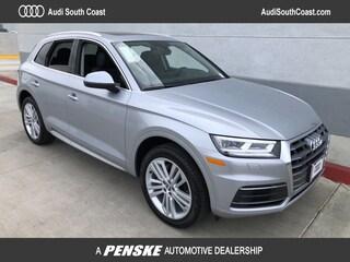 New 2019 Audi Q5 2.0T Premium Plus SUV for Sale in Santa Ana, CA