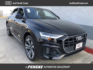 New 2019 Audi Q8 3.0T Premium Plus SUV for Sale in Santa Ana, CA