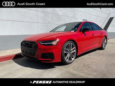 2021 Audi S6 Prestige Sedan
