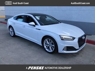 New 2020 Audi A5 2.0T Premium Sportback for Sale in Santa Ana, CA