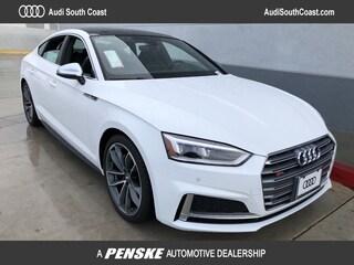 New 2019 Audi S5 3.0T Premium Plus Sportback for Sale in Santa Ana, CA