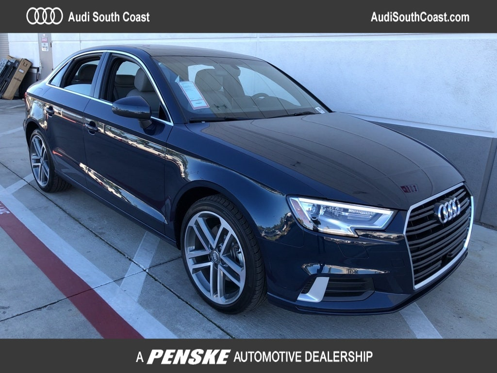 New Audi A3 In Santa Ana Ca At Audi South Coast Serving Anaheim