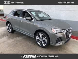 New 2020 Audi Q3 45 Premium Plus SUV for Sale in Santa Ana, CA