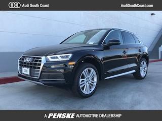New 2020 Audi Q5 45 Premium Plus SUV for Sale in Santa Ana, CA