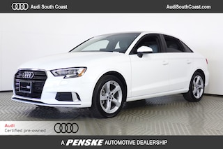 Used Audi A3 Sedan Santa Ana Ca