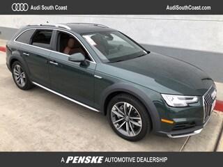 New 2018 Audi A4 allroad 2.0T Tech Premium Wagon Santa Ana CA