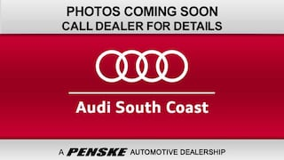 New 2018 Audi TT RS 2.5T Coupe 27704T Santa Ana CA