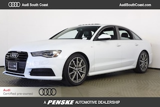 Certified Pre-Owned 2017 Audi A6 2.0T Premium Sedan for Sale in Santa Ana, CA