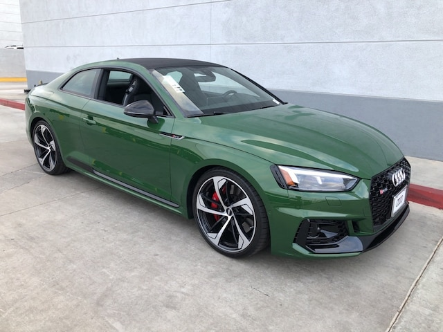 New 2019 Audi RS 5 2.9T Coupe for Sale in Santa Ana, CA