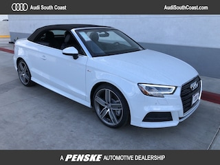 New 2019 Audi A3 2.0T Premium Plus Cabriolet for Sale in Santa Ana, CA
