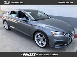 New 2018 Audi A5 2.0T Premium Plus Sportback 26962 Santa Ana CA