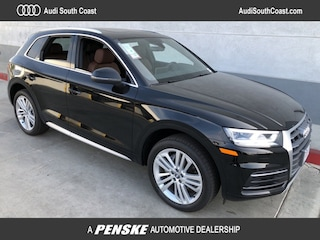 New 2018 Audi Q5 2.0T Tech Premium SUV for Sale in Santa Ana, CA