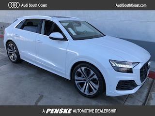 New 2019 Audi Q8 3.0T Prestige SUV for Sale in Santa Ana, CA