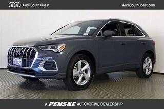 Used 2020 Audi Q3 45 Premium Plus SUV in Santa Ana, CA