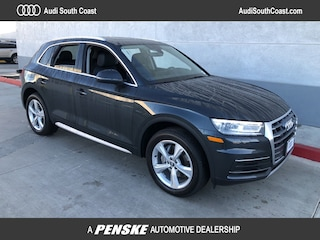 New 2020 Audi Q5 45 Premium SUV for Sale in Santa Ana, CA