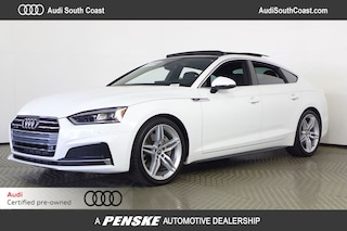 Used 2018 Audi A5 2.0T Premium Plus Sportback in Santa Ana, CA