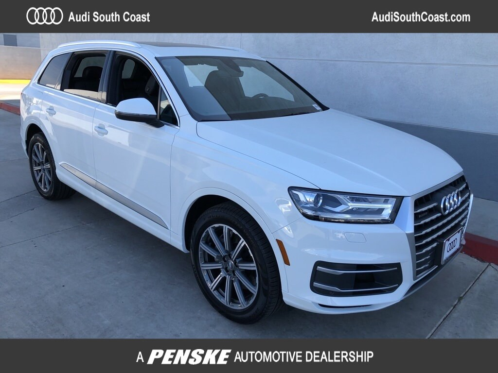 New Audi Q7 in Santa Ana, CA | Audi South Coast Inventory, Photos